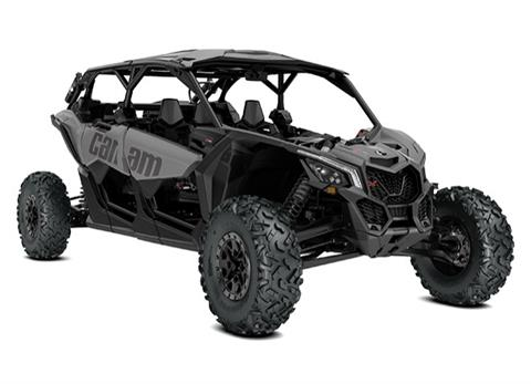 2018 Can-Am Maverick X3 Max X rs Turbo R in Great Falls, Montana - Photo 1