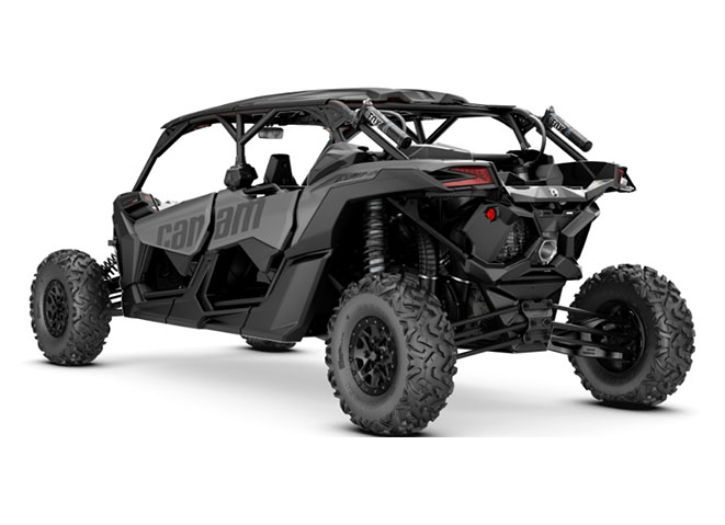 2018 Can-Am Maverick X3 Max X rs Turbo R in Great Falls, Montana - Photo 2