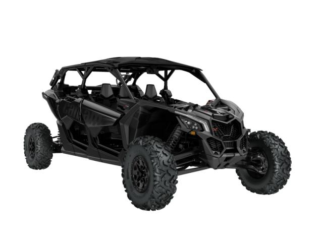 2017 Can-Am Maverick X3 Max X rs Turbo R in Jones, Oklahoma