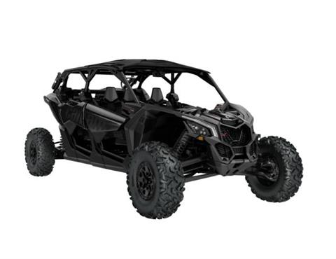 2017 Can-Am Maverick X3 Max X rs Turbo R in Goldsboro, North Carolina