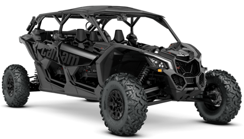 2018 Can-Am Maverick X3 Max X rs Turbo R in Decorah, Iowa