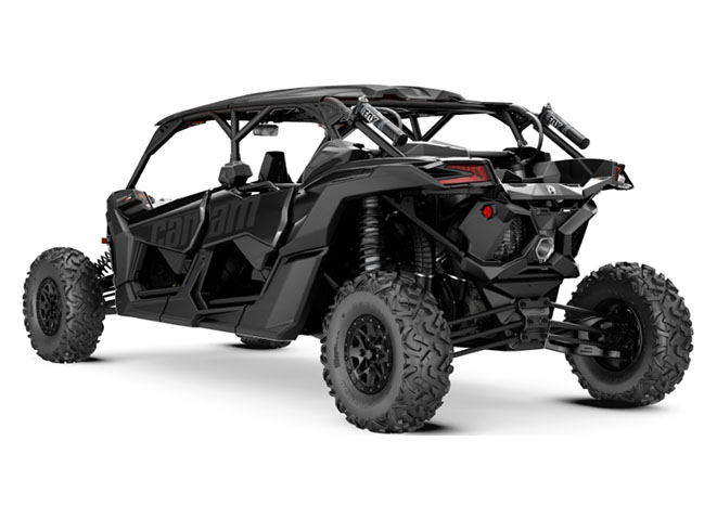 2018 Can-Am Maverick X3 Max X rs Turbo R in Castaic, California