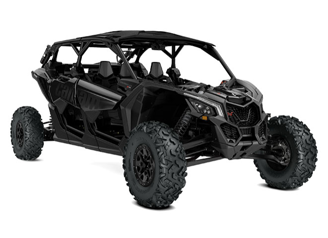2018 Can-Am Maverick X3 Max X rs Turbo R in Victorville, California