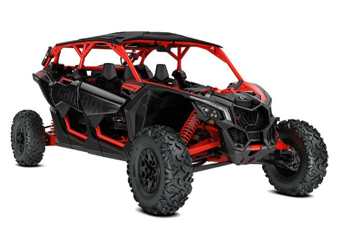 2018 Can-Am Maverick X3 Max X rs Turbo R in Port Charlotte, Florida