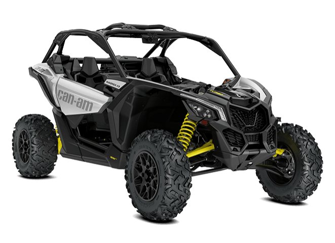 2018 Can-Am Maverick X3 Turbo in Bennington, Vermont