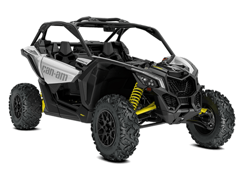 2018 Can-Am Maverick X3 Turbo in Castaic, California