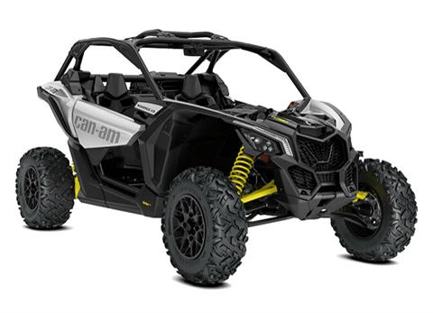 2018 Can-Am Maverick X3 Turbo in Colebrook, New Hampshire