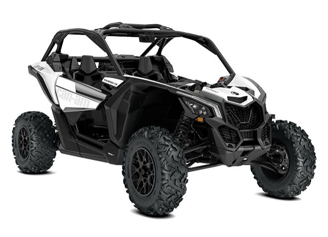 2018 Can-Am Maverick X3 Turbo in Corona, California