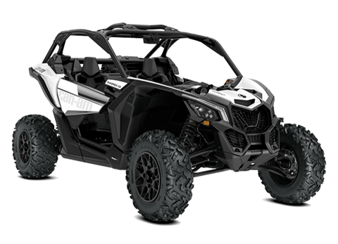 2018 Can-Am Maverick X3 Turbo R in Baldwin, Michigan