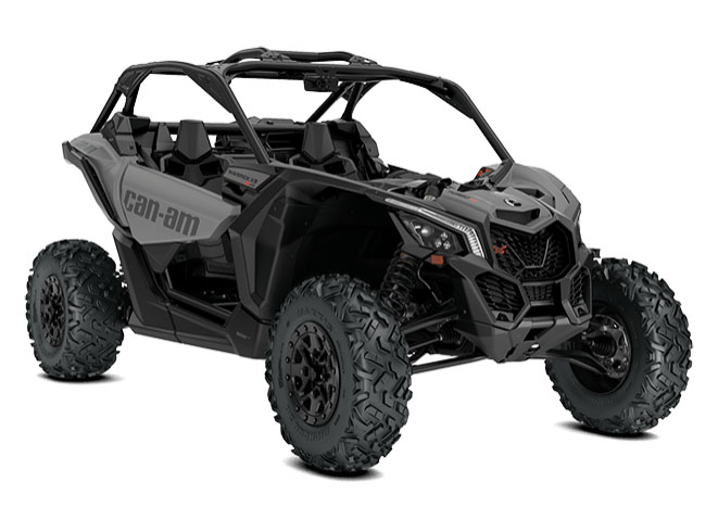 2018 Can-Am™ Maverick X3 X ds Turbo R 5