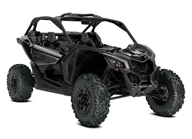 2018 Can-Am™ Maverick X3 X ds Turbo R 9