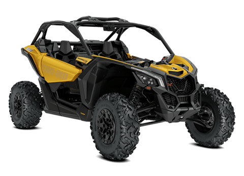 2018 Can-Am Maverick X3 X ds Turbo R in Saint Johnsbury, Vermont