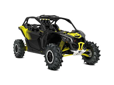 2018 Can-Am Maverick X3 X MR Turbo in Lancaster, New Hampshire