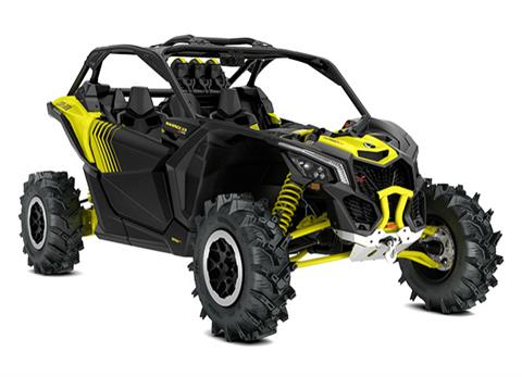 2018 Can-Am Maverick X3 X MR Turbo in Barre, Massachusetts