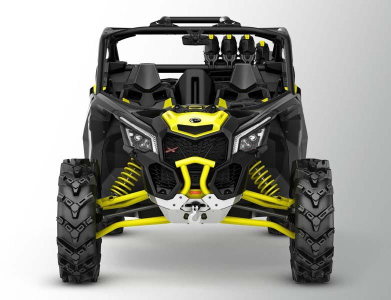 2018 Can-Am Maverick X3 X MR Turbo in Stillwater, Oklahoma