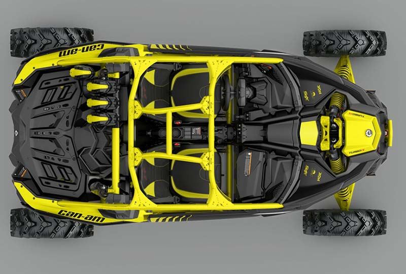 2018 Can-Am Maverick X3 X MR Turbo in Pompano Beach, Florida