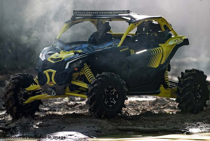 2018 Can-Am Maverick X3 X MR Turbo in Corona, California