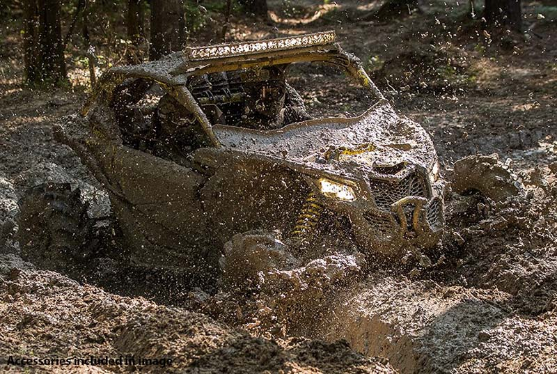 2018 Can-Am Maverick X3 X MR Turbo in Saint Johnsbury, Vermont