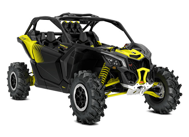 2018 Maverick X3 X MR Turbo