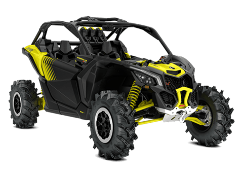 2018 Can-Am Maverick X3 X MR Turbo in Munising, Michigan