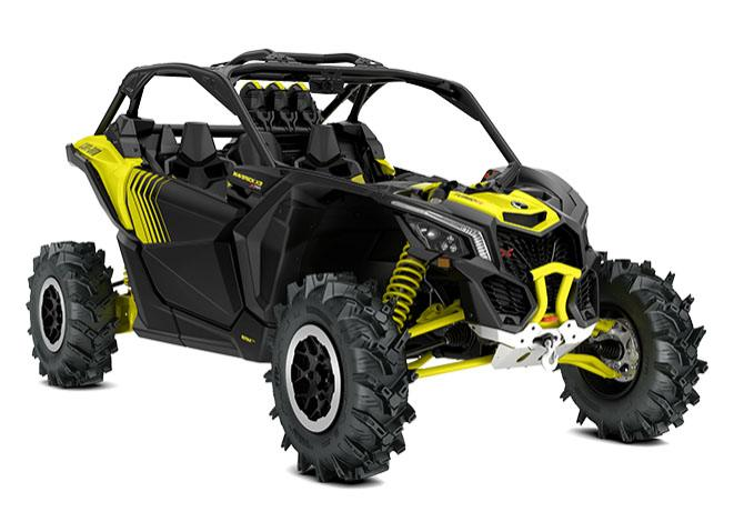 2018 Can-Am Maverick X3 X MR Turbo in Conroe, Texas