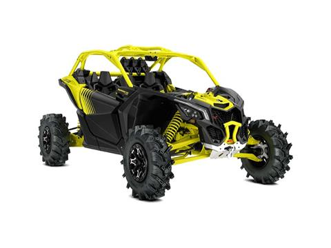 2018 Can-Am Maverick X3 X MR Turbo R in Saint Johnsbury, Vermont