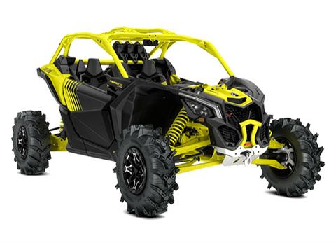 2018 Can-Am Maverick X3 X MR Turbo R in Barre, Massachusetts