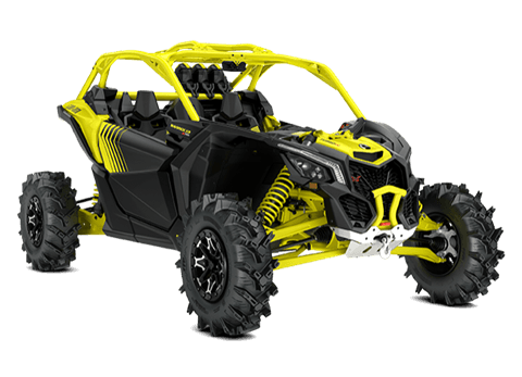 2018 Can-Am Maverick X3 X MR Turbo R in New Britain, Pennsylvania