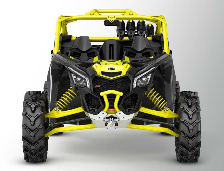 2018 Can-Am Maverick X3 X MR Turbo R in Lakeport, California