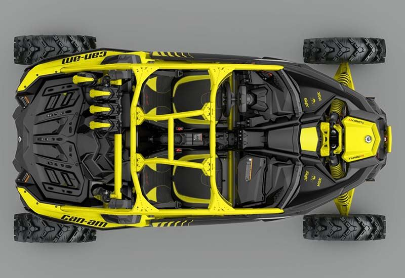 2018 Can-Am Maverick X3 X MR Turbo R in Bakersfield, California - Photo 3