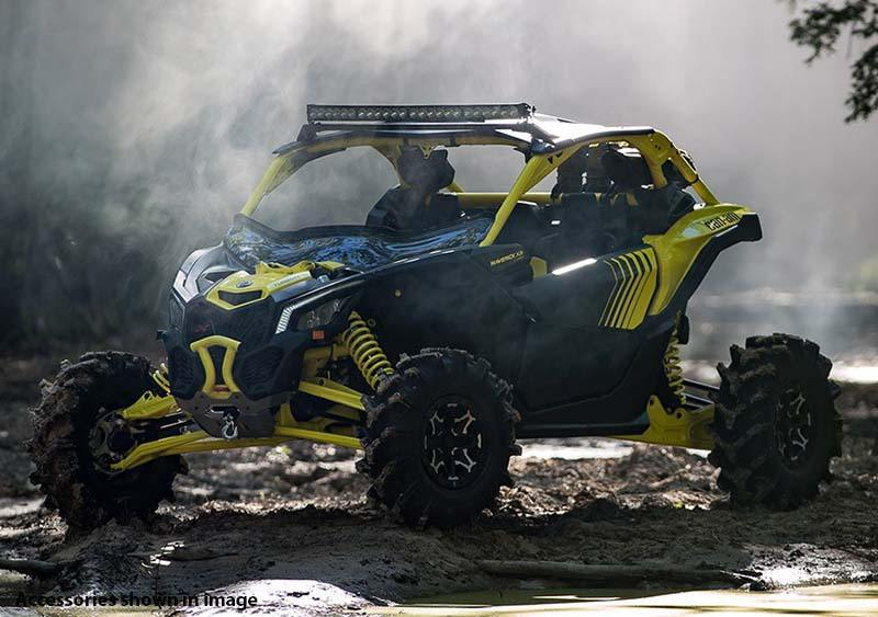2018 Can-Am Maverick X3 X MR Turbo R in Bennington, Vermont