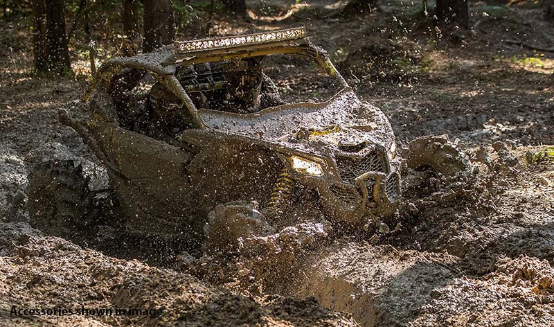 2018 Can-Am Maverick X3 X MR Turbo R in Tyrone, Pennsylvania