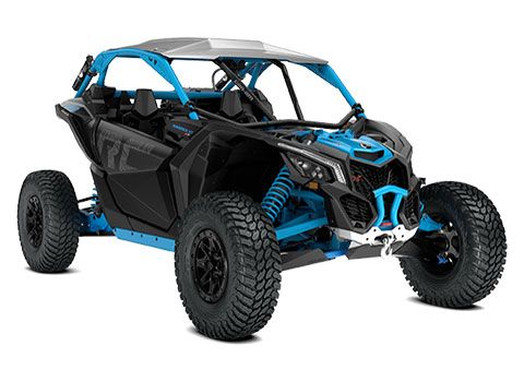 2018 Can-Am Maverick X3 X rc Turbo R in Hollister, California