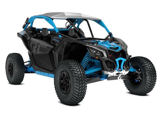 2018 Can-Am Maverick X3 X rc Turbo R in Garden City, Kansas