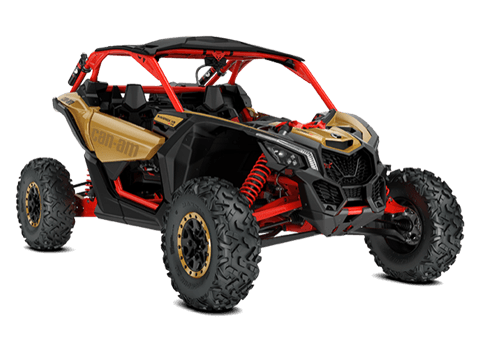2018 Can-Am Maverick X3 X rs Turbo R in Baldwin, Michigan
