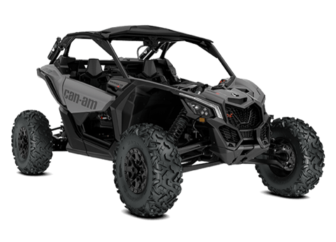 2018 Can-Am Maverick X3 X rs Turbo R in Port Angeles, Washington