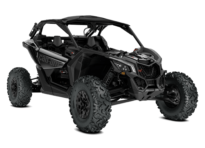 2018 Can-Am Maverick X3 X rs Turbo R in Leesville, Louisiana