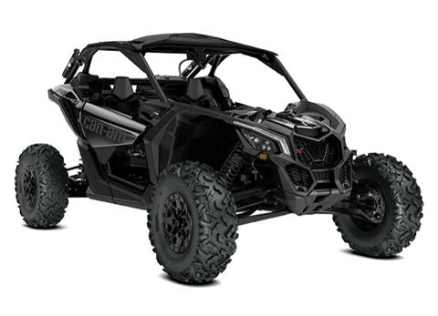 2018 Can-Am Maverick X3 X rs Turbo R in Deer Park, Washington