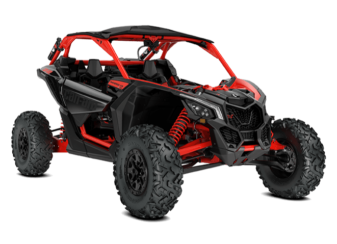 2018 Can-Am Maverick X3 X rs Turbo R in Inver Grove Heights, Minnesota