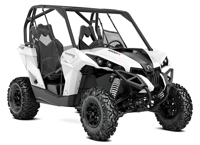 2018 Can-Am Maverick XC in Garberville, California