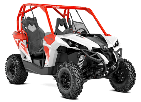 2018 Can-Am Maverick XC DPS in Paso Robles, California