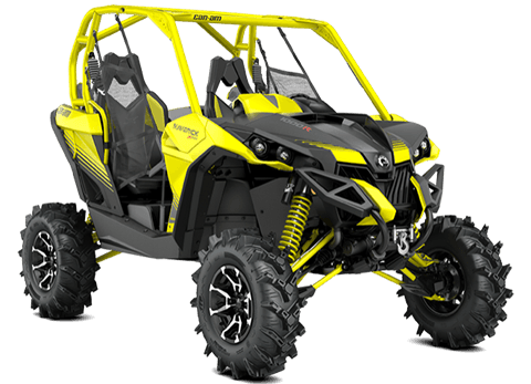 2018 Can-Am Maverick X MR in Colebrook, New Hampshire