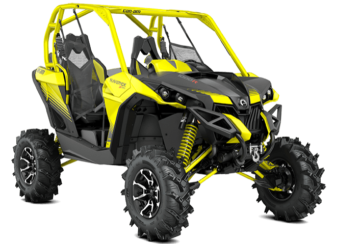 2018 Can-Am Maverick X MR in Panama City, Florida
