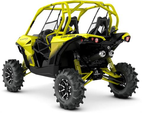 2018 Can-Am Maverick X MR in Hillman, Michigan