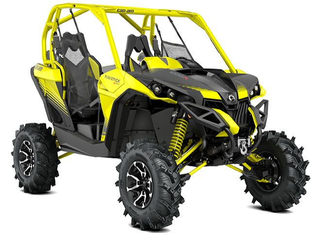 2018 Can-Am Maverick X MR in Brilliant, Ohio - Photo 21