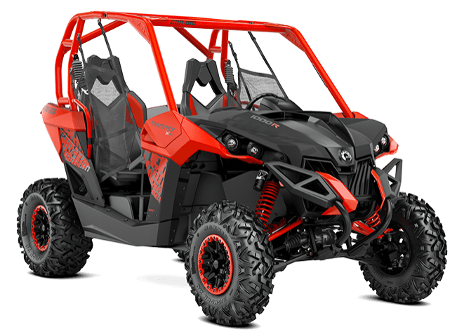 2018 Can-Am Maverick X XC in Atlantic, Iowa
