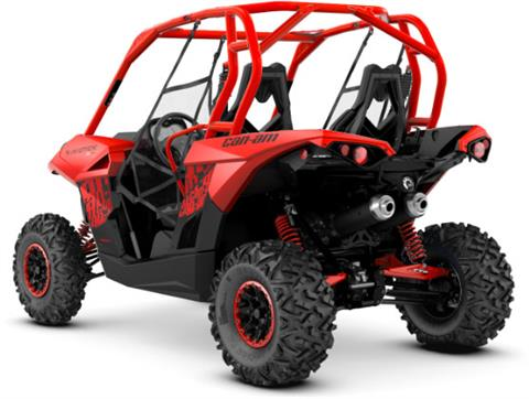 2018 Can-Am Maverick X XC in Saint Johnsbury, Vermont