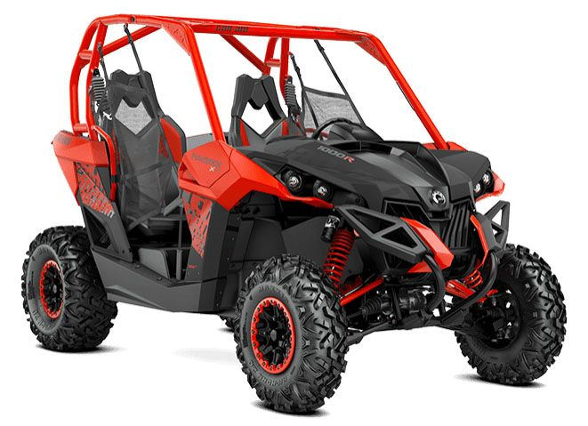 2018 Can-Am Maverick X XC in Greenville, South Carolina