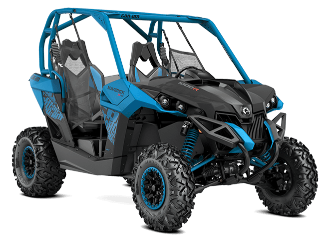2018 Can-Am Maverick X XC in Kittanning, Pennsylvania