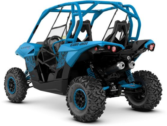 2018 Can-Am Maverick X XC in Hillman, Michigan